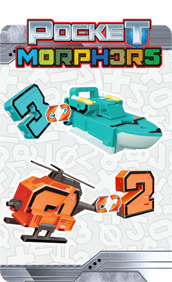 Pocket Morphers